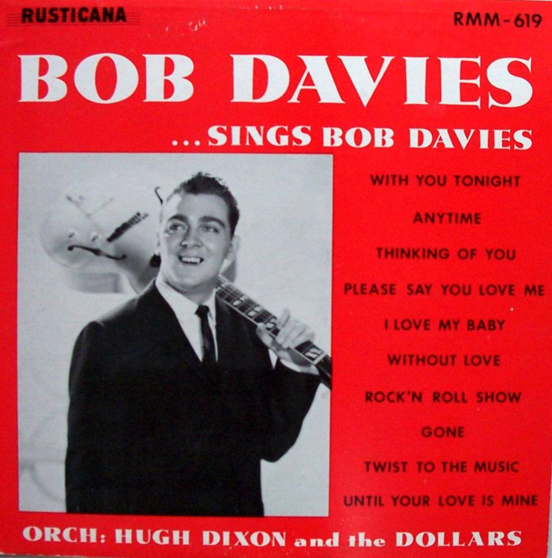Bob DAVIES RMM 619