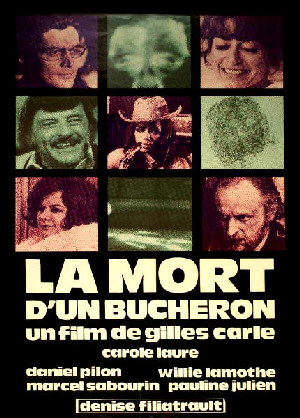 La Mort D'un Bûcheron film streaming